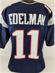 Julian Edelman New England Patriots Custom Home Jersey Mens 2XL
