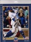 Javier Baez Chicago Cubs Licensed MLB Photo File 8x10 Photo In Package