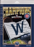 2016 World Series Champions Chicago Cubs Licensed Photo File Fly The W 8x10 Photo In Package