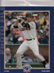 Buster Posey San Francisco Giants Licensed MLB Photo File 8x10 Photo In Package