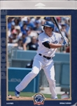 Corey Seager Los Angeles Dodgers Licensed MLB Photo File 8x10 Hitting Photo In Package