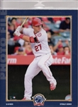 Mike Trout Los Angeles Angels Licensed MLB Photo File 8x10 Photo In Package