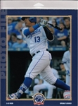 Salvador Perez Kansas City Royals Licensed MLB Photo File 8x10 Photo In Package