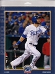 Alex Gordon Kansas City Royals Licensed MLB Photo File 8x10 Photo In Package