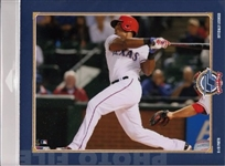 Adrian Beltre Texas Rangers Licensed MLB Photo File 8x10 Photo In Package