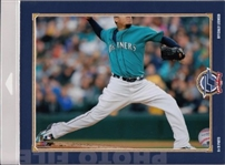Felix Hernandez Seattle Mariners Licensed MLB Photo File 8x10 Photo In Package