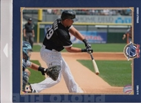 Jose Abreu Chicago White Sox Licensed MLB Photo File 8x10 Photo In Package