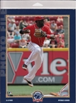 Brandon Phillips Cincinnati Reds Licensed MLB Photo File 8x10 Photo In Package
