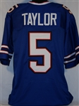 Tyrod Taylor Buffalo Bills Custom Home Jersey Mens XL