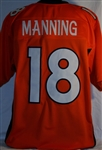 Peyton Manning Denver Broncos Custom Home Jersey Mens XL
