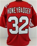 "Tyrann Mathieu ""Honeybadger"" Arizona Cardinals Custom Home Jersey Mens XL"