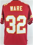 Spencer Ware Kansas City Chiefs Custom Home Jersey Mens XL