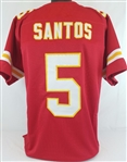 Cairo Santos Kansas City Chiefs Custom Home Jersey Mens XL