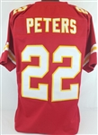 Marcus Peters Kansas City Chiefs Custom Home Jersey Mens XL