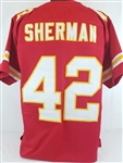 Anthony Sherman Kansas City Chiefs Custom Home Jersey Mens XL
