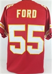 Dee Ford Kansas City Chiefs Custom Home Jersey Mens XL
