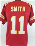 Alex Smith Kansas City Chiefs Custom Home Jersey Mens XL
