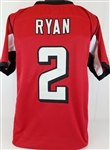 Matt Ryan Atlanta Falcons Custom Home Jersey Mens 2XL