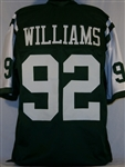 Leonard Williams New York Jets Custom Home Jersey Mens 2XL