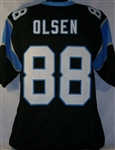 Greg Olsen Carolina Panthers Custom Home Jersey Mens XL
