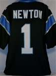 Cam Newton Carolina Panthers Custom Home Jersey Mens XL