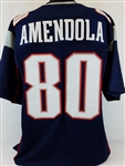 Danny Amendola New England Patriots Custom Home Jersey Mens 2XL