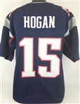 Chris Hogan New England Patriots Custom Home Jersey Mens 2XL