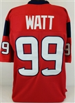 J.J. Watt Houston Texans Custom Alternate Jersey Mens XL