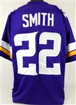 Harrison Smith Minnesota Vikings Custom Home Jersey Mens 2XL