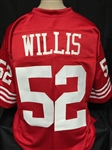 Patrick Willis San Francisco 49ers Custom Home Jersey Mens XL