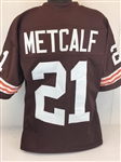 Eric Metcalf Cleveland Browns Custom Home Jersey Mens 2XL