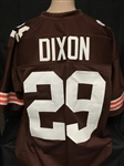 Hanford Dixon Cleveland Browns Custom Home Jersey Mens XL