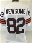 Ozzie Newsome Cleveland Browns Custom Away Jersey Mens XL