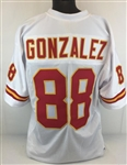 Tony Gonzalez Kansas City Chiefs Custom Away Jersey Mens XL