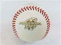 2002 Rawlings MLB Official World Series Game Baseball Anaheim Angles vs Giants