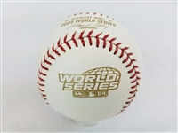 2004 Rawlings MLB Official World Series Game Baseball Red Sox vs Cardinals