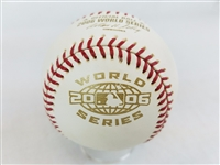 2006 Rawlings MLB Official World Series Game Baseball Cardinals vs Tigers