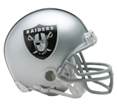Oakland Raiders Riddell NFL Football Mini Helmet