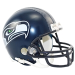 Seattle Seahawks Riddell NFL Football Mini Helmet