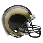 Los Angeles Rams Riddell NFL Football Mini Helmet