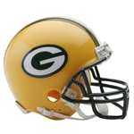 Green Bay Packers Riddell NFL Football Mini Helmet