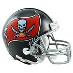 Tampa Bay Buccaneers Riddell NFL Football Mini Helmet