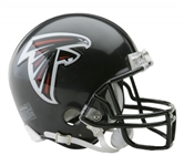 Atlanta Falcons Riddell NFL Football Mini Helmet