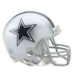 Dallas Cowboys Riddell NFL Football Mini Helmet