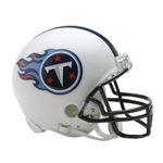 Tennessee Titans Riddell NFL Football Mini Helmet