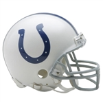 Indiapolis Colts Riddell NFL Football Mini Helmet