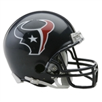 Houston Texans Riddell NFL Football Mini Helmet