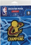 Cleveland Cavaliers 2016 NBA Champions Official Licensed NBA Collector Patch