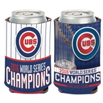 Chicago Cubs 2016 World Series Champions 12oz. Can Cooler