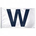 "Chicago Cubs ""W"" Officially Licensed MLB 3x5 Team Flag"